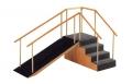 Escaleras y rampa | CM-080/CM-090